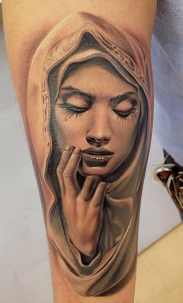 Tattoo Artist - Rember Orellana | Tattoo No. 7765