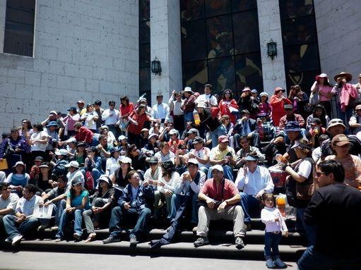 Trabajadores del Poder Judicial de Arequipa realizarán protesta http://hbanoticias.com/4231