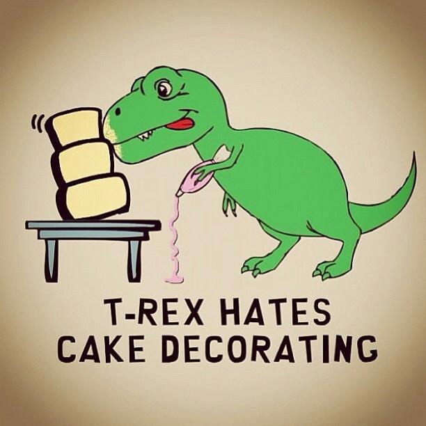 Bawahahahaha.  Cake Humor