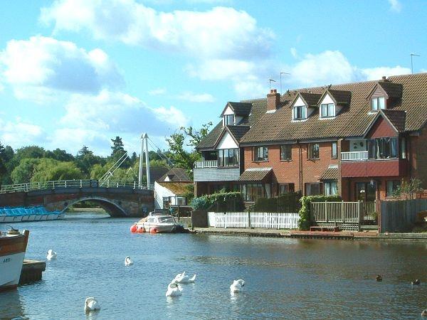Wroxham Norfolk visited 29th August-1st September 2014