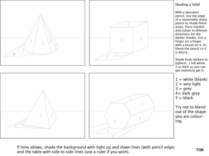 Shade By Numbers Solid Worksheet For Math Or Art More