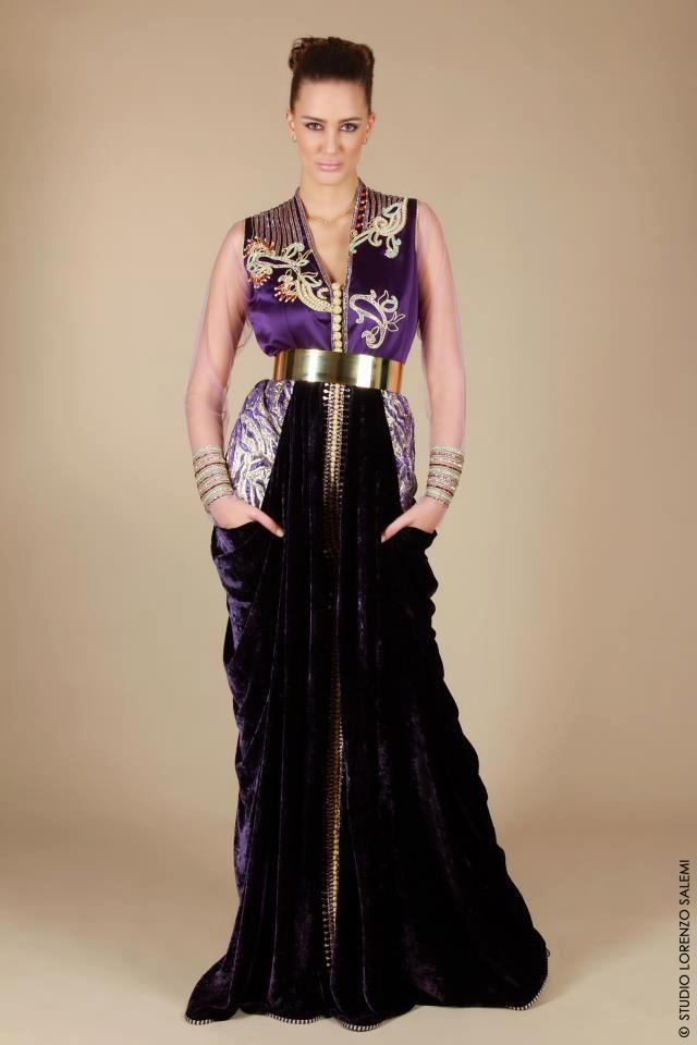 2014 caftan   ... 2014 ~ Caftan Haute couture : Boutique Caftan Marocain - Vente Caftan