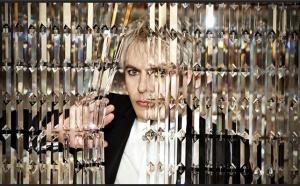 Duran Duran's Nick Rhodes talks to British GQ about genetics, snakes and more! http://duran.io/13JKQzE