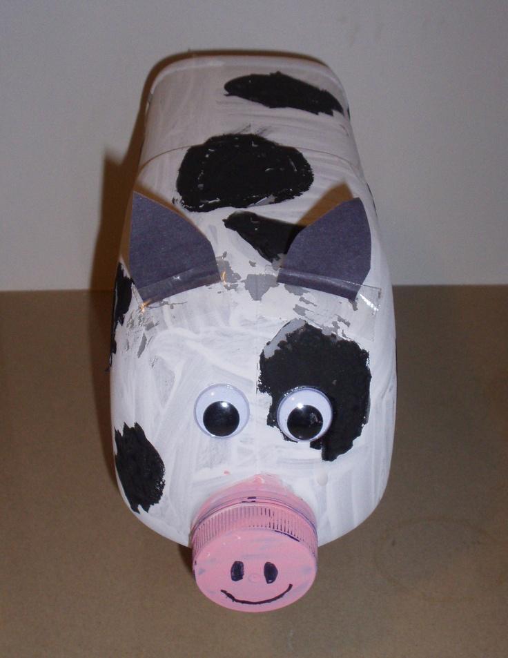 Pictures Of Plastic Milk Bottle Crafts Kidskunst Info