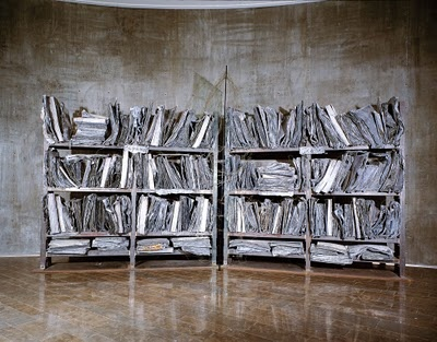 Anselm Kiefer Old and New: Zweistromland/The High Priestess