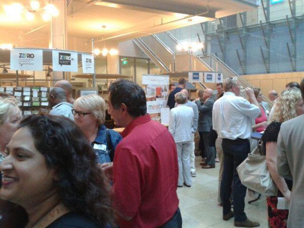 Meetz! bij KvK event 'Groei door Samenwerken' op 9 juli. #slim010