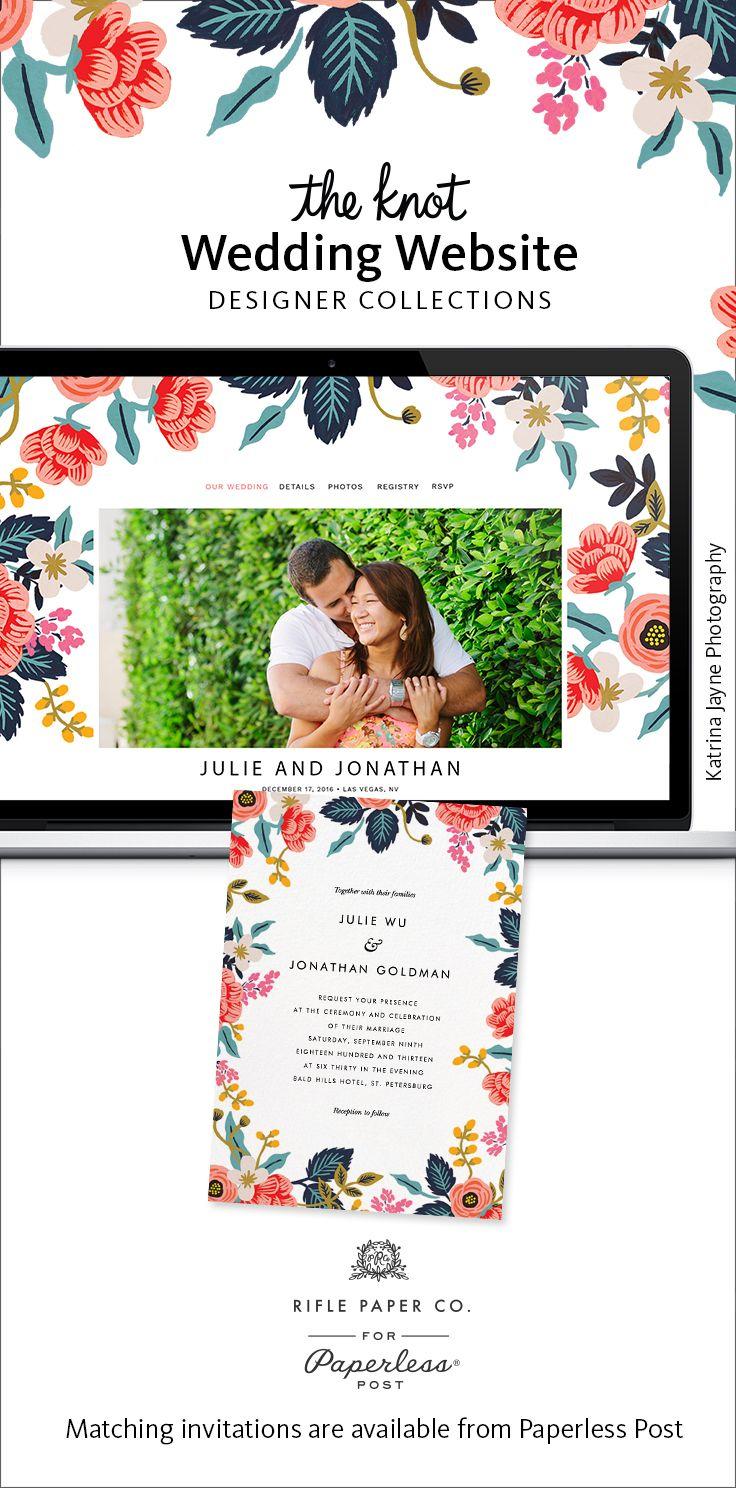 36 Best Wedding Website Ideas Images On Pinterest Website Ideas