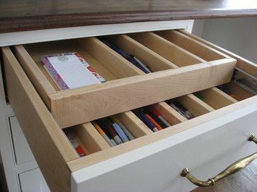 Make a skinny dresser for under the built in jewelry cabinet for earings and such