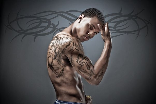 What Is Trey Songz Tattoo On His Chest: UrbanInk.com : The Tattoo Website For People Of Color