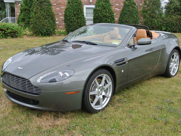 Aston Martin Lagonda - Pre-Owned & Used Aston Martins - Car Details - V8 Vantage Roadster - SCFBF04B28GD