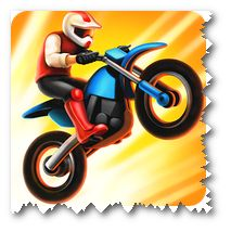 Download Bike Rivals V1.5.2:  Turn the key, kick the starter, pull the throttle and push the envelope on the bike ride of your life. Bike Rivals is a new and exciting physics based motocross game from Miniclip. Be the most intense, competitive and quickest rider in order to get the 3 stars on all the levels, while enjoying...  #Apps #androidMarket #phone #phoneapps #freeappdownload #freegamesdownload #androidgames #gamesdownlaod   #GooglePlay  #SmartphoneApps   #MiniclipCom