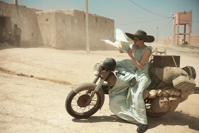 Morocco, Vogue US June 2013 // via HonestlyWTF
