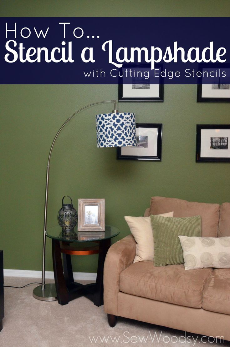 9 best islamic stencil designs images on pinterest colors how to stencil a lampshade with cutting edge stencils cool but would only be amipublicfo Image collections