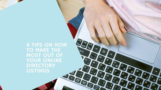 4 top tips on how to make the most of your online directory listings for your catering or hospitality business by Max Capacity Hospitality Consultants. Free marketing advice to help your catering, events or hospitality business grow. For more free sales and marketing advice, tips and events industry expert advice visit www.maxcapacity.com.au