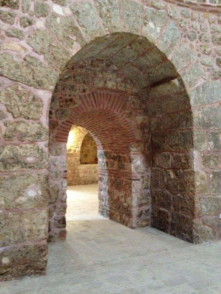 Deyrulumur (Mor Gabriel) Manastırı - Theodora Kubbesi / Midyat