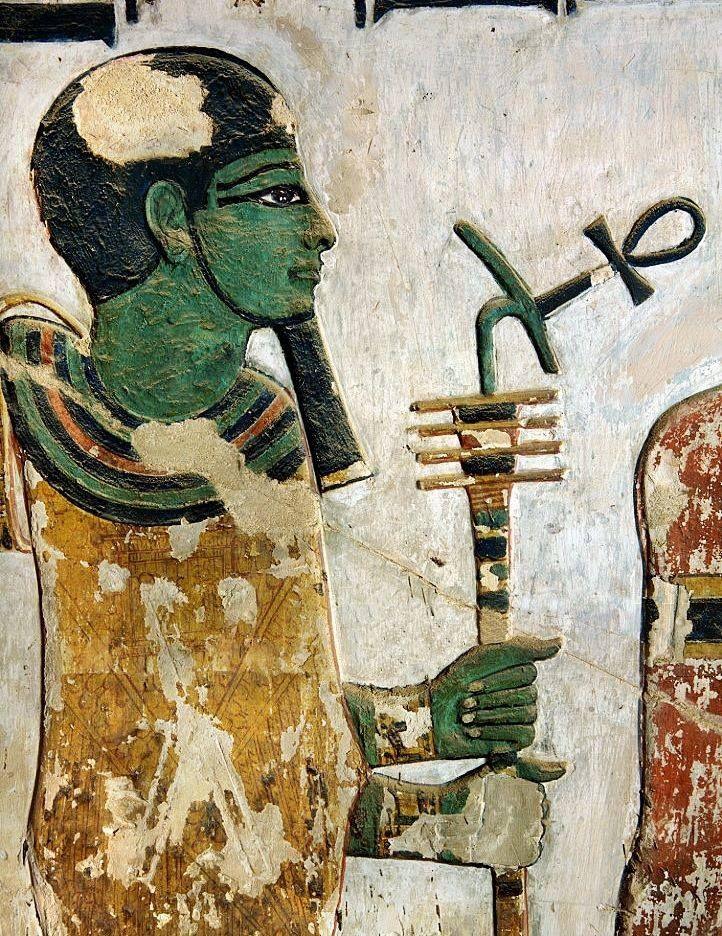 бог египта птах картинка транслируют инет