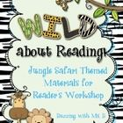 This jungle safari themed Reader's Workshop Pack includes over 55 pages of materials for implementing and maintaining Reader's Workshop your classr...