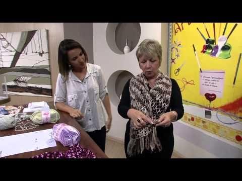 Mulher.com 27/05/2013 Vitória Quintal - Gola geniale Parte 2/2 - YouTube