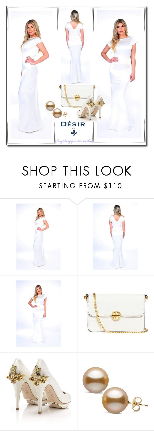 """""""Desir Vale 7"""" by sabinn ❤ liked on Polyvore featuring Tory Burch and HARRIET WILDE"""