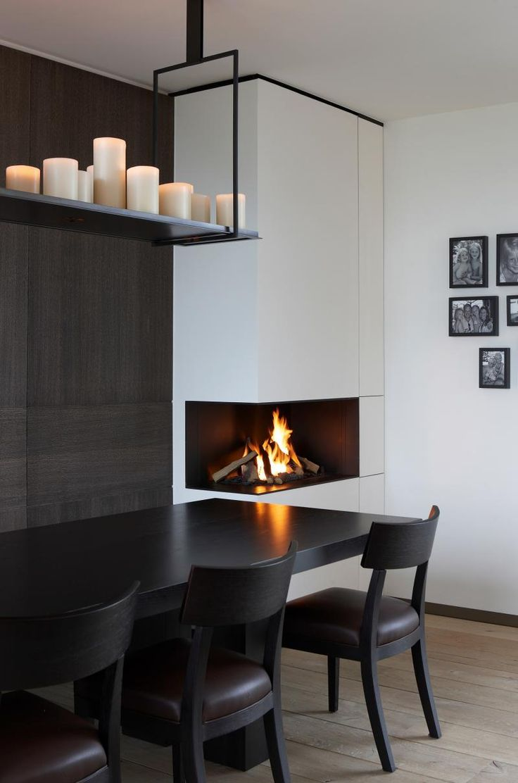 Metalfire Urban gasgestookte hoekhaard - Product in beeld - - Startpagina voor sfeerverwarmnings ideeën | UW-haard.nl
