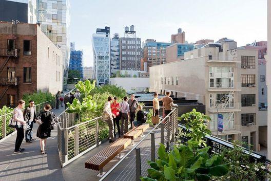 Vídeo: Liz Diller fala sobre o High Line, uma pausa na cidade que nunca dorme