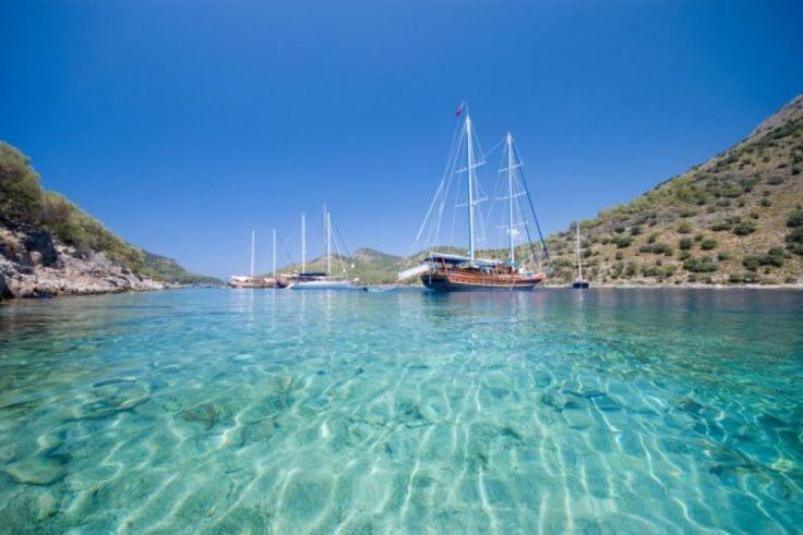 Türkei Urlaub Side Meer