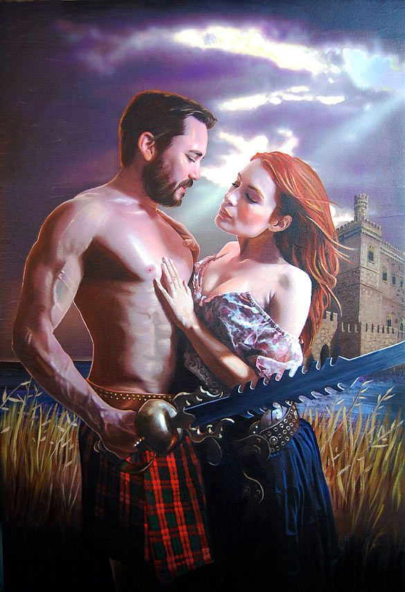 Want want want! Fawkes and Codex Highland Sextasy Poster