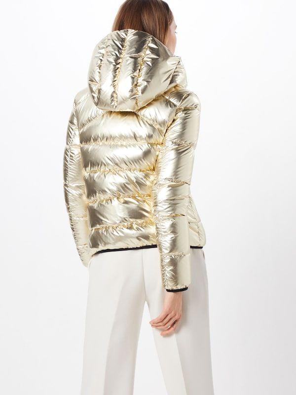 Goldene Jacke