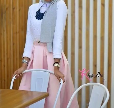Pinned via Nuriyah O. Martinez | Islamic fashion on We Heart It