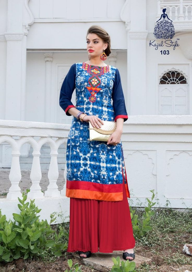 Salwar suit neck designs catalogue Or salwar suit with price You can easily buy at the cheap price in India Online Market Salwar Kameez Designs Catalogue. For More Info:- https://www.fashioninpunjab.com/collections/kurtis/products/punajbi-kurti-admiral-blue-rayon