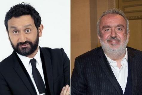 Cyril Hanouna en prime sur Canal+ avec Dominique Farrugia - soirmag.be
