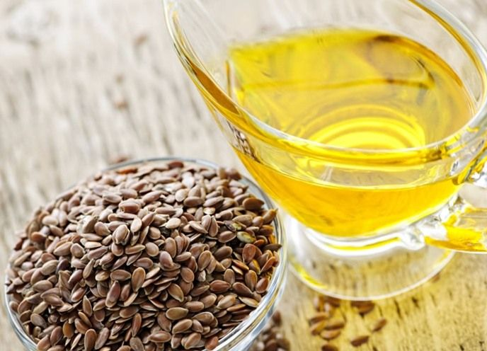 Olej lniany i jego pożyteczne właściwości