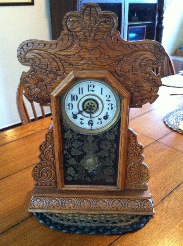 The E. Ingraham Clock Co.