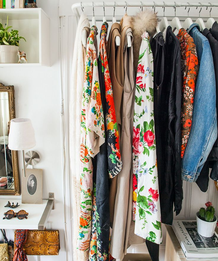 Buying Purging Shopping Habits | One writer opens up about her quest for the perfect wardrobe, and how she finally gave up on trying to make it happen. #refinery29 http://www.refinery29.com/buying-purging-bad-shopping-habits