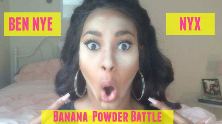 A Ben Nye Banana Powder Dupe?! Watch to find out. YouTube @Littlehoneybree https://m.youtube.com/watch?v=BMltYpf5NfU