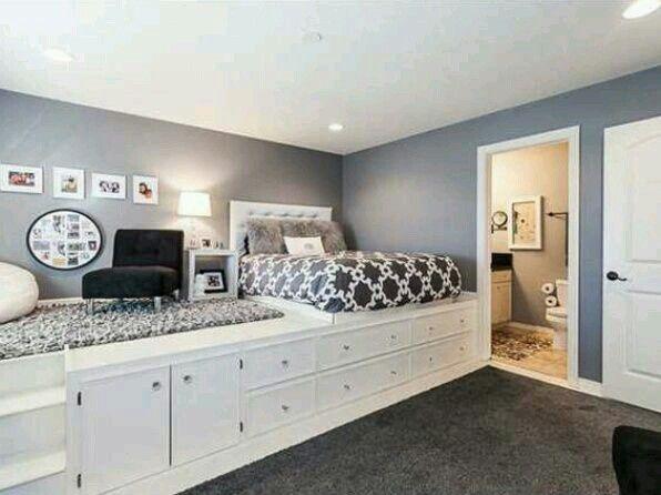 17 meilleures images à propos de Bedroom sur Pinterest Têtes de