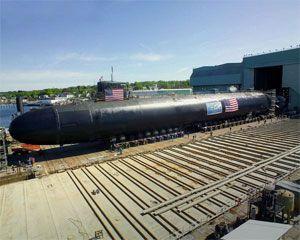 Ssn-23 USS Jimmy Carter