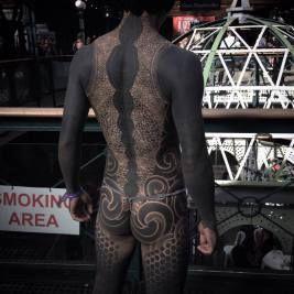 Bodysuit tattoos design ideas for all 50