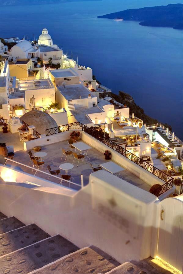 take me here...please, pretty please! Santorini