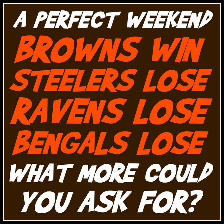 "Cleveland Browns have a long tradition in football with many ""Browns Backers"" across the country. Will this be the year that they return to glory!"