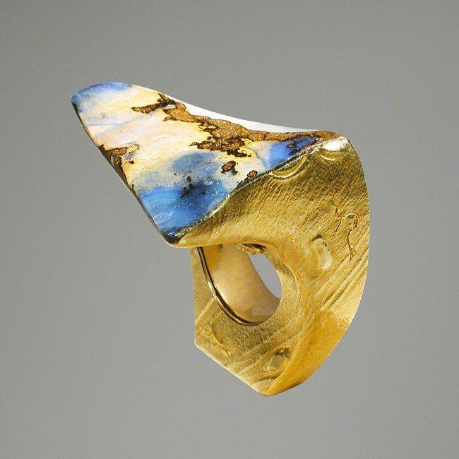 Sergio & Stefano Spivach - AQA contemporary opals - 2013 ·