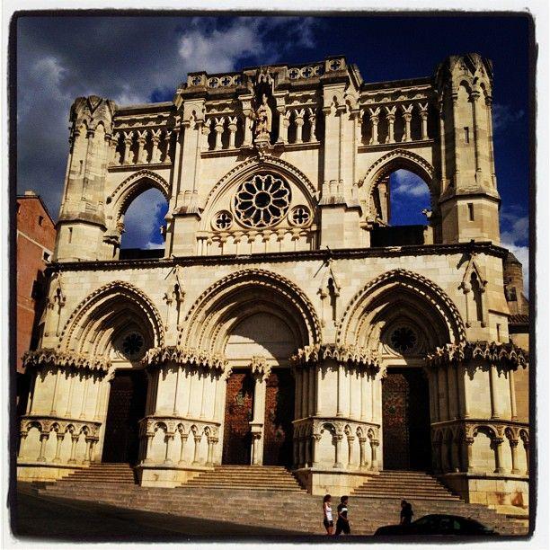 Catedral de Santa María y San Julián de Cuenca en Cuenca, Castilla-La Mancha