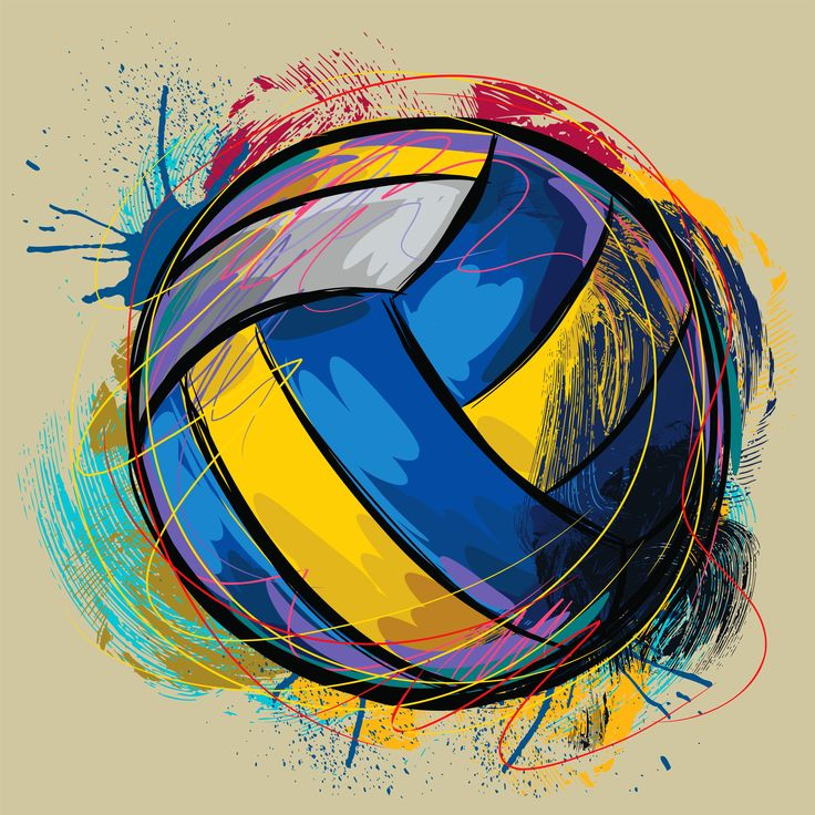 Volleyball Wallpaper...Love it! | Art | Pinterest ...