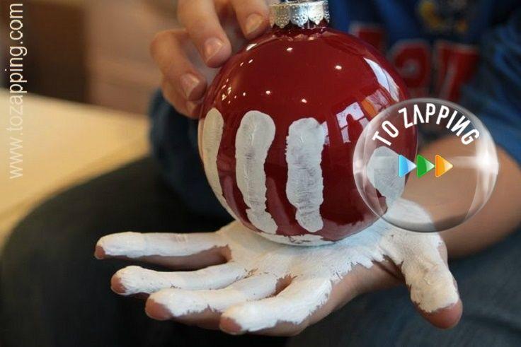 C mo decorar bolas de navidad manualidades pinterest - Bolas transparentes para decorar ...
