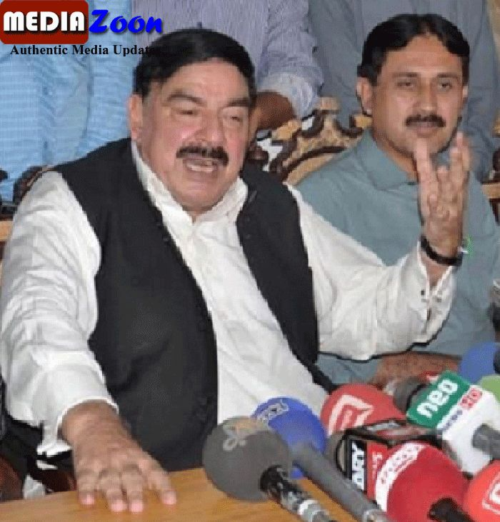 Multan Mediazoon: Sheikh Rashid has said that the former Prime Minister Nawaz Sharif has decided to facial profile withdrawal from confrontation