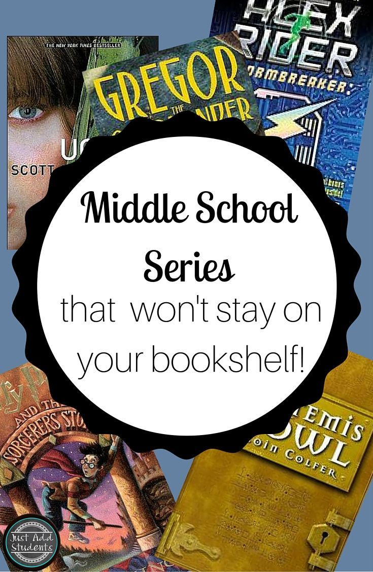 Looking for series that will snag even your most reluctant readers?  Try one of these. Along with suggestions for getting your students into series that will  have them asking for the next book!