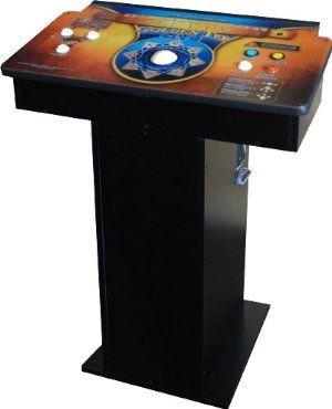 Golden Tee Golf 2009 Portable Arcade System by Gargantugame. $4590.00. Easy hook up. Safe without a standard arcade video screen directly in front of the trackball you will never injure fingers while playing. Stereo speakers with sub-woofer. Use original and '07 premium clubs and balls for free. Portability allows you to take the unit with you on the road, take the fun to the party. Golden Tee Unplugged 2009 Portable is the latest version of Golden Tee in a conve...