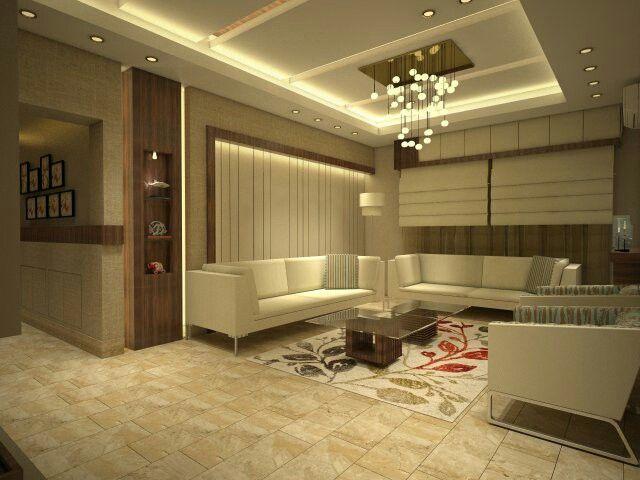 Living Room Eve Interior Design Amman Jordan