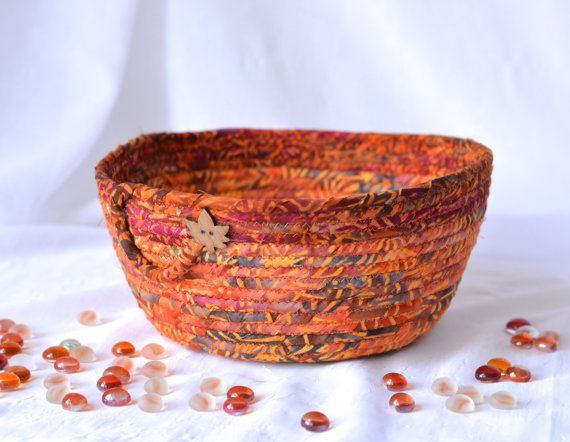 Southwestern Party Bowl Kitchen Decoration Handmade Earth