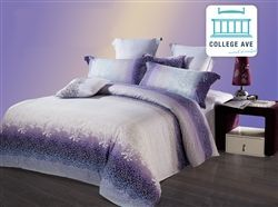 http://www.cadecga.com/category/Xl-Twin-Bedding-Sets-For-College/ Cotton Comforter – Twilight Reverie Twin XL Comforter Set – College Ave Designer Series – Great For College Girls